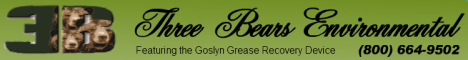 Three Bears Environmental of New York - Restaurant Grease Trap Devices