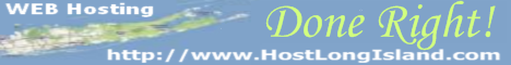 Host Long Island - Safe Quality Website Hosting