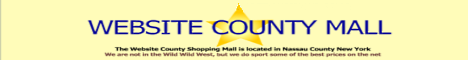 The Website County Mall, Online Mall of Long Island and New York City Businesses and Stores